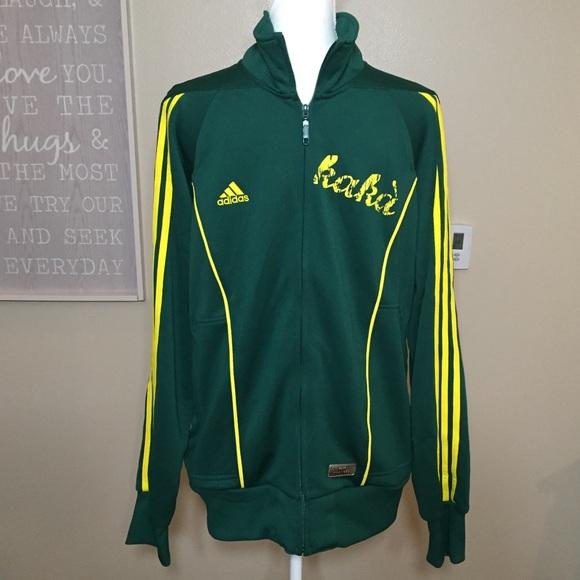5c0ad0b5841498 adidas Other - Adidas Ricardo Kaka Green FIFA World Cup Zip Up